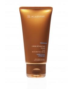 Успокаивающий крем Bronzecran  для лица после загара / Crème réparatrice visage