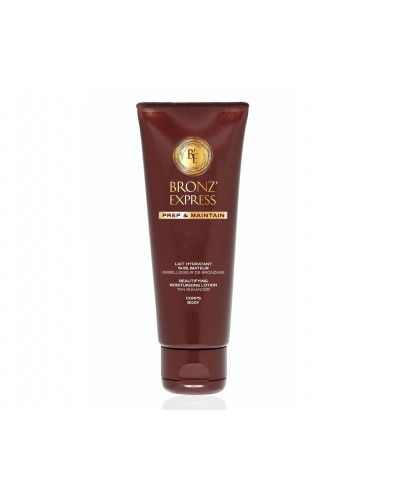Увлажняющий лосьон для тела Academie Bronze Express Beautifying Moisturizing Lotion