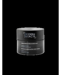 Ночной обновляющий крем-эксфолиант / Creme peeling renovatrice nuit acide lactique & acide salicylique