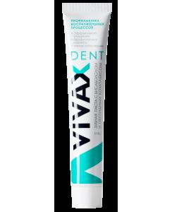 Зубная паста VIVAX Dent с бисаболом и активным пептидным комплексом